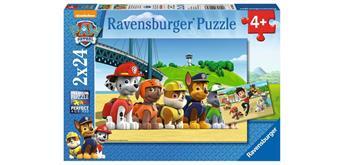 Ravensburger Puzzle 09064 - Paw Patrol Heldenhafte Hunde