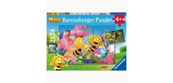 Ravensburger Puzzle 09093 Die kleine Biene Maja