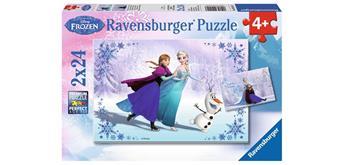 Ravensburger Puzzle 09115 Disney Frozen Schwestern