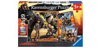 Ravensburger Puzzle 09258 Drachenreiter