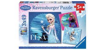 Ravensburger Puzzle 09269 Elsa, Anna und Olaf