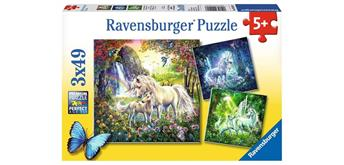 Ravensburger Puzzle 09291 Schöne Einhörner