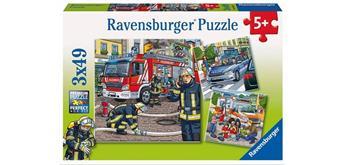 Ravensburger Puzzle 09335 Helfer in der Not