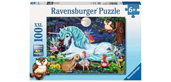 Ravensburger Puzzle 10793 - Einhorn im Zauberwald