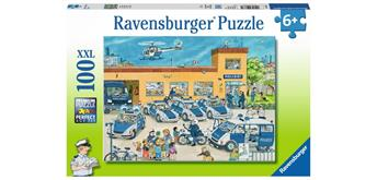 Ravensburger Puzzle 10867 Polizeirevier