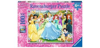 Ravensburger Puzzle 10938 Zauberhafte Prinzessinen