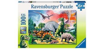 Ravensburger Puzzle 10957 Unter Dinosauriern