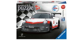 Ravensburger Puzzle 11147 3D Porsche GT3 Cup