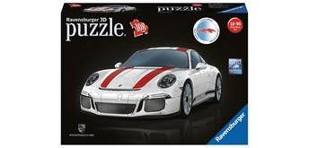 Ravensburger Puzzle 12528 3D Porsche 911 R