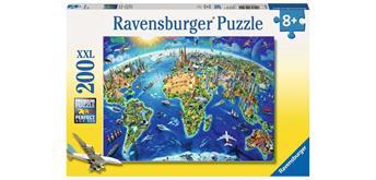 Ravensburger Puzzle 12722 Grosse, weite Welt