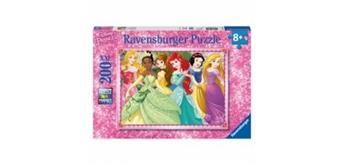Ravensburger Puzzle 12745 Die Prinzessinen