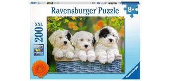 Ravensburger Puzzle 12765 Kuschelige Welpen