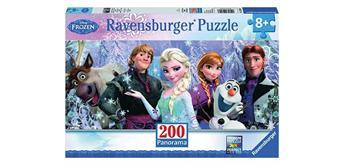 Ravensburger Puzzle 12801 Arendelle im ewigen Eis