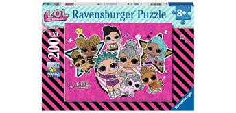 Ravensburger Puzzle 12884 LOL Surprise Girl