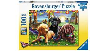Ravensburger Puzzle 12886 Hunde Picknick