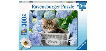 Ravensburger Puzzle 12894 Kleine Katze