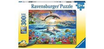 Ravensburger Puzzle 12895 Delfinparadies