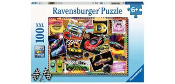 Ravensburger Puzzle 12899 Rennwagen Pinnwand