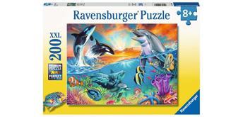 Ravensburger Puzzle 12900 Ozeanbewohner