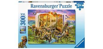 Ravensburger Puzzle 12905 Lexikon der Urzeit