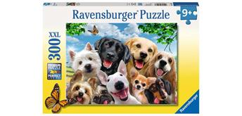 Ravensburger Puzzle 13228 Delighted Dogs