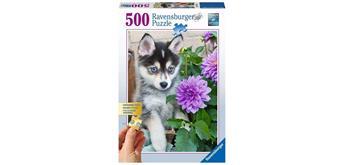 Ravensburger Puzzle 13682 Putziger Husky