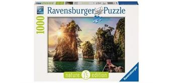 Ravensburger Puzzle 13968 Three rocks in Cheow, Thailand