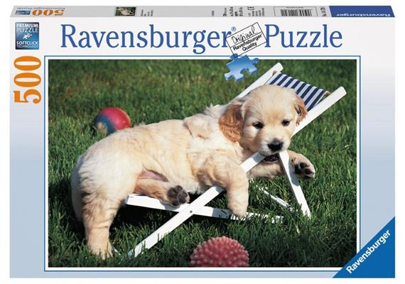 Ravensburger Puzzle 14179 Golden Retriever