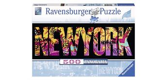 Ravensburger Puzzle 14650 New York Graffiti