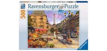 Ravensburger Puzzle 14683 Spaziergang durch Paris