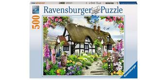 Ravensburger Puzzle 14709 - Verträumtes Cottage