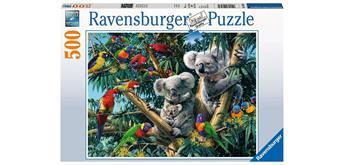 Ravensburger Puzzle 14826 Koalas im Baum