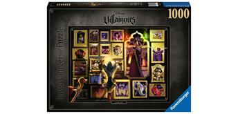Ravensburger Puzzle 15023 - Puzzle Villainous Jafar