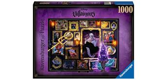 Ravensburger Puzzle 15027 - Puzzle Villainous Ursula