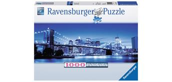 Ravensburger Puzzle 15060 Leuchtendes Now York