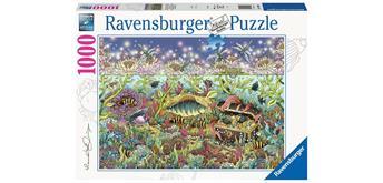 Ravensburger Puzzle 15988 - Dämmerung im Unterwasserbereich