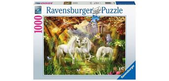 Ravensburger Puzzle 15992 - Einhörner im Herbst