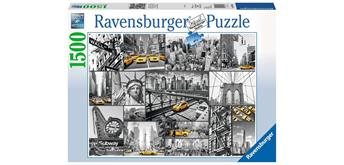 Ravensburger Puzzle 16354 Farbtupfer in New York