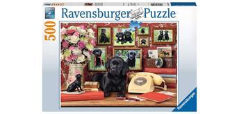 Ravensburger Puzzle 16591 Meine treuen Freunde