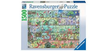 Ravensburger Puzzle 16712 - Zwerge im Regal