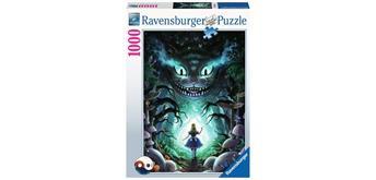 Ravensburger Puzzle 16733 - Abenteuer mit Alice