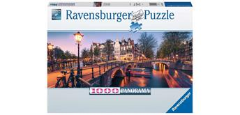 Ravensburger Puzzle 16752 Abend in Amsterdam