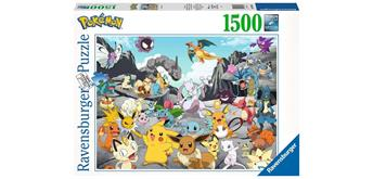 Ravensburger Puzzle 16784 Pokémon Classics