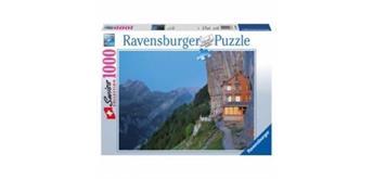 Ravensburger Puzzle 19097 Berggasthaus Aescher