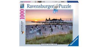 Ravensburger Puzzle 19112 - Ostseebad Ahlbeck