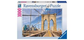 Ravensburger Puzzle 19424 Brooklyn Bridge