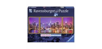 Ravensburger Puzzle 19792 New York Tryptychon