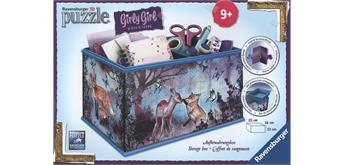 Ravensburger Puzzle 3D Box Girly Girl Edition: Box Animal Trend 216 Teile