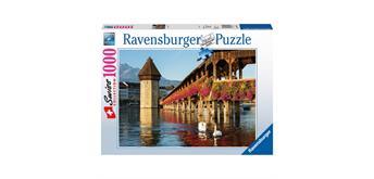 Ravensburger Puzzle 88722 Luzern Kapellbrücke