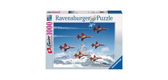 Ravensburger Puzzle 88973 Patrouille Suisse